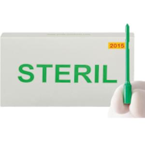 STERIL -  Melkröhrchen zum Milchablassen